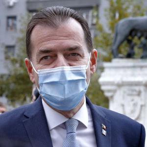 Rumäniens premiärminister Ludovic Orban