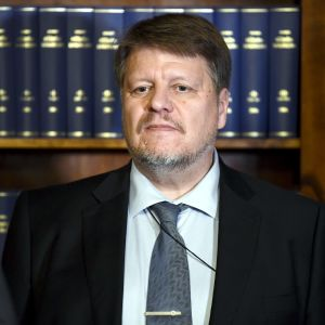 Kimmo Hakonen blir underrättelsetillsynsombudsman.