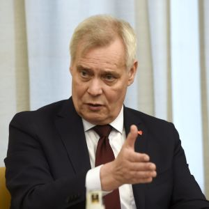 Antti Rinne utnämnd till regeringssonderare.