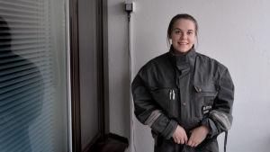 Väktaren Lina Laine