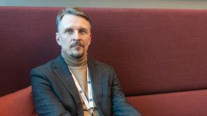 Porträtt på Mikko Mattinen