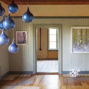 konst i äldre hus