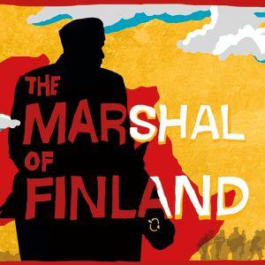 Suomen Marsalkka -elokuvan juliste