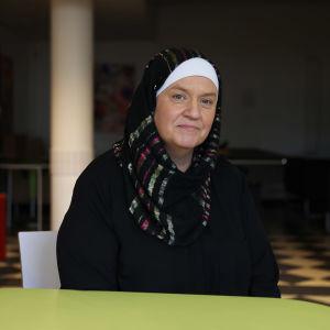 Anne Hammad, Diakonissalaitkosen Suojattomat-hankkeen projektipäällikkö