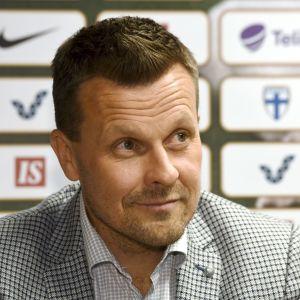 Tränaren Marko Saloranta leder Finland vid U17 VM.