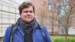 Mathias Rosenlund, författare