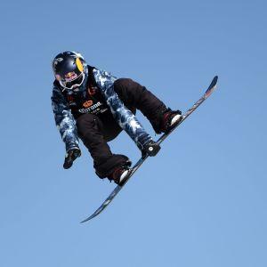 Enni Rukajärvi är regerande OS-silvermedaljör i slopestyle.