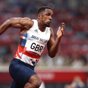Chijindu Ujahia epäillään dopingrikkomuksesta.
