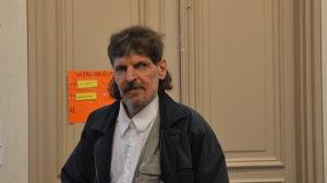 Harri Niskanen är verksamhetsledare för Mira huset i Vasa