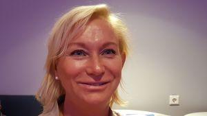 Annika Lindgren, vars farmor är Astrid Lindgren. Göteborg 2016.