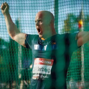 David Söderberg, Paavo Nurmi Games 2016.