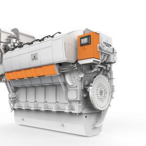 Wärtsiläs 31-motor kom med i Guinness rekordbok som världens effektivaste motor.