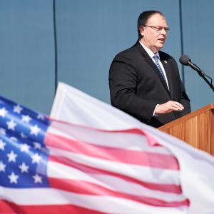 USA:s vice försvarsminister Robert Work.