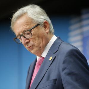Jean-Claude Juncker i Bryssel den 15 december 2016.