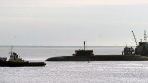 ryska ubåtar år 2009 i severodvinsk