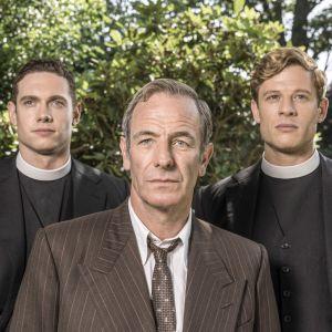 Brittisarjasta Grantchester on vuorossa neljäs kausi.