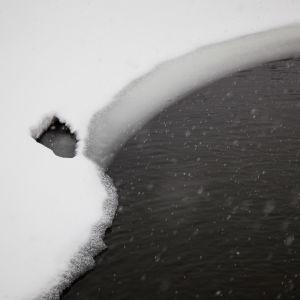 Vak i isen
