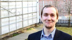 Christoffer Masar är förvaltningsdirektör i Kyrkslätt
