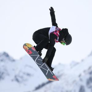 Silje Norendal, snowboardåkare.