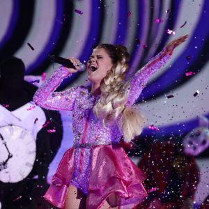 Saara Aalto i X Factor