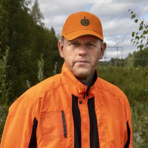 Pauli Rintalan henkilökuva