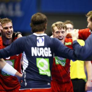 Norge är semifinalklart i herrarnas VM i handboll.