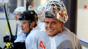 Kevin Lankinen, ishockeymålvakt