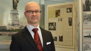 Tuomas Martikainen är ny direktör vid Migrationsinstitutet.