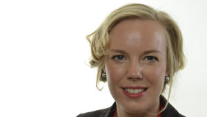 Ledamoten Linda Snecker från Vänsterpartiet