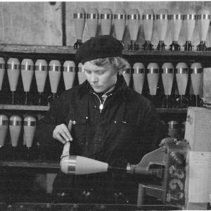 25.2.1940 Vanhankaupungin tehdas helsingissä.