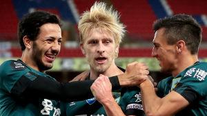 Ben Mee målskytt för Burnley.