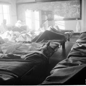 5.3.1940 Soanlahden kansakoululla.