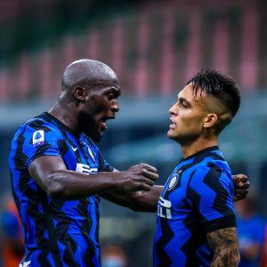 Inter från Milano spelar final i Europaligan.
