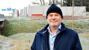 Miljöingenjör Krister Höglund