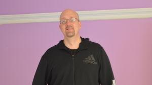 Stöd-och resurslärare Karl Ögland.