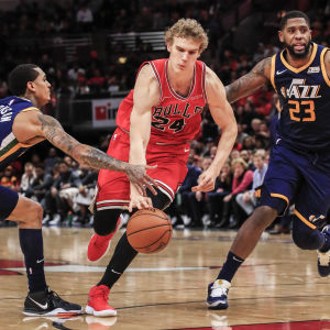 Lauri Markkanen & Chicago Bulls åkte på hemmaförlust.
