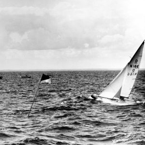Segling, OS 1952.