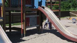 Lekparken i Tessjö
