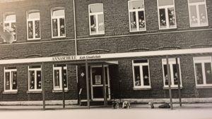 Den katolska Annaskolan i Mönchengladbach