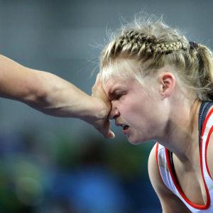 Petra Olli, OS 2016.