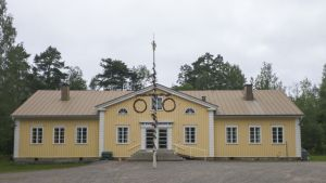 Tenala bygdegård.