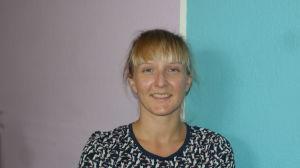 Dansare Linda Holmström