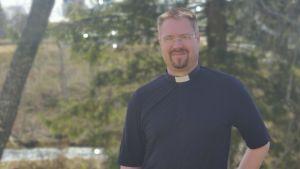 Tomi Tornberg är kyrkoherde i Malax församling