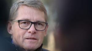 Finansminister Matti Vanhanen.
