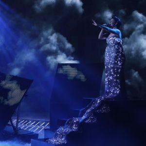 Saara Aalto i X Factor den 3 december 2016.