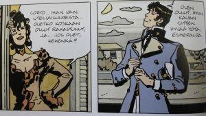 Corto Maltese ja Esmeralda. Tango, 1985.