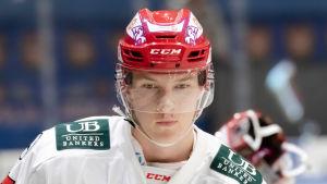 Anton Lundell har senast spelat ligahockey den 20 november.