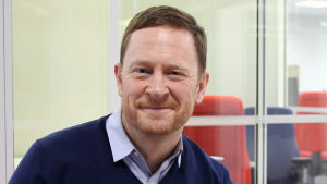 Niklas Wahlström, rektor, gymnasiet grankulla samskola, januari 2016