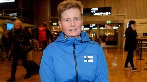 Marjaana Heikkinen.