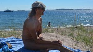 Naturist Janne Romoi